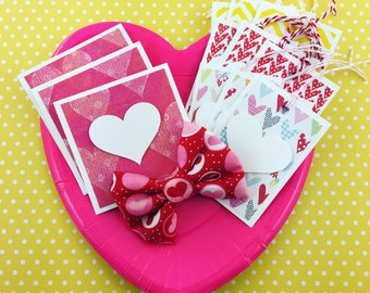 February Mini Heart Mail Bundle