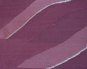 Vintage obi S564, Nagoya, woven obi, Japanese obi, kimono, japanese, silk, haori japanese, silk kimono, japanese kimono