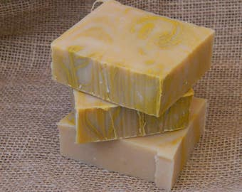 Yuzu Goats Milk Soap