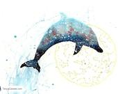 Dolphin Spirit Animal ORI...
