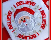 Baby Christmas Gift, Santa Onesie, Personalized Baby Gift, Baby First Christmas, Baby Christmas Gift, Santa Onesie,  Baby Christmas Outfit