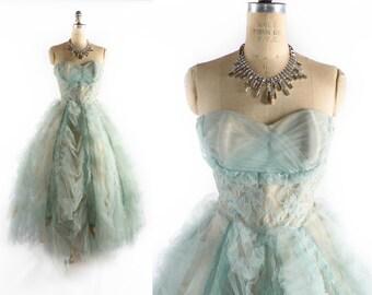 50s prom dress | Etsy