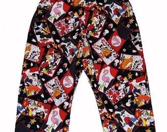 On SALE 40% OFF Hanafuda - Harajuku Clothing - Japanese Clothing - Asian Clothing - Black Pants - Baby Pants - Girl Pants - Boy Pants - Nb t