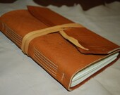 Golden Buffalo Blank book - great for dream journal, travel stories and sketching