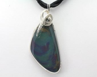 Rainbow Obsidian. Listing 497090141