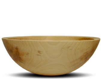 Sycamore Wood Bowl - The Simpleton