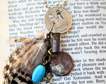 Traveler's Charm - Post-Apocalyptic Necklace