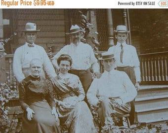 ONSALE Stunning Victorian Group Cabinet Photo