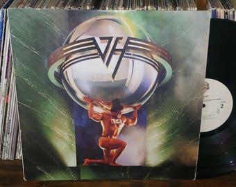 Van Halen 5150 Vintage Vinyl Original Pressing