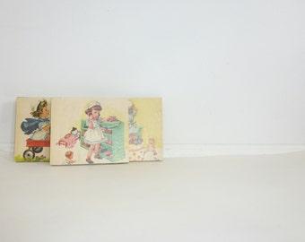 Little Golden Book Wall Hanging