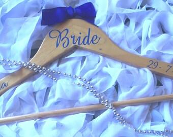 Bridal Hanger Decals-Groom Hanger Decals-Hanger Decals-DIY Hanger Decals-Wedding Dress Hanger Decals