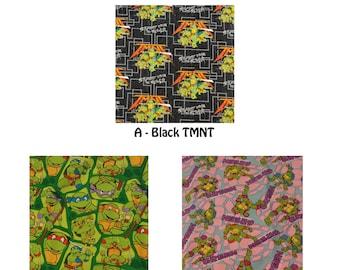 Teenage Mutant Ninja Turtles (TMNT) Pillow Cushion Covers
