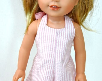 14.5 Inch Doll Handmade Romper for Wellie Wisher Doll