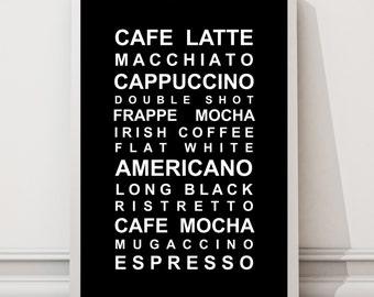 Essential Coffee print