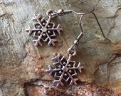 25%offHolidaySale Earring Set Snow Flakes (C-602)