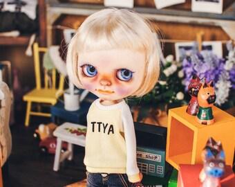 Blythe TTYA logo MTM Yellow