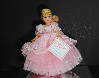"1142, 10"" American Beauty, Madame Alexander Dolls, Madame Alexander Vintage Dolls, NRFB"