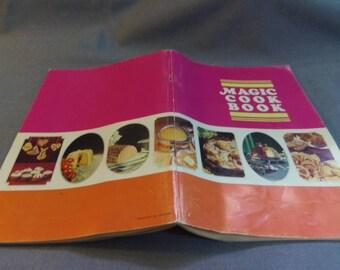 Magic Cook Book, Magic Baking Powder, Undated but circa 1980s