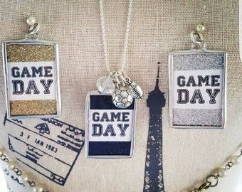 Game Day Necklace