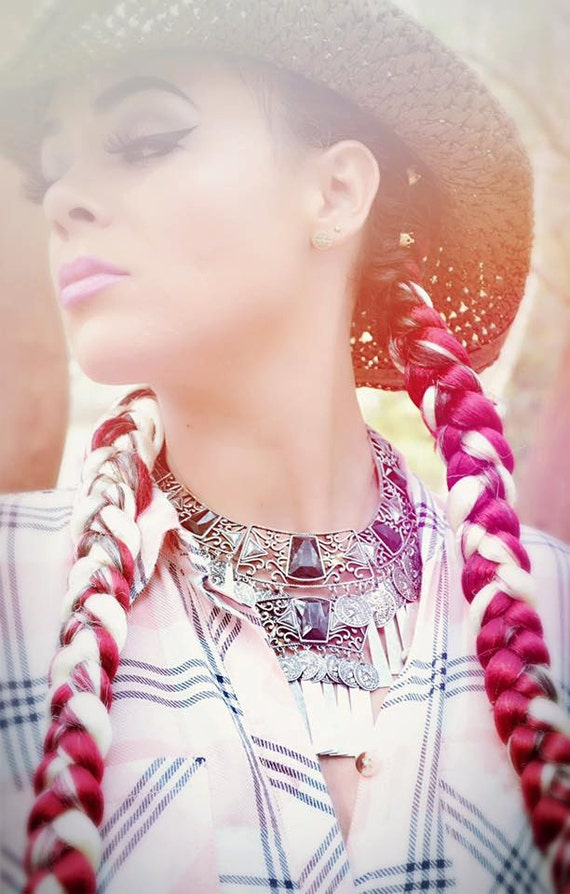 Gypsy coin necklace, Sale, Bohemian chic collar necklace, Boho jewelry, Tribal Choker collar, gifts her, Hippie, True rebel clothing