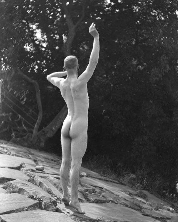 Nude Male Vintage 43