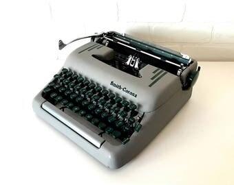 Smith-Corona Silent-Super Typewriter - Glaucia - Professionally Serviced