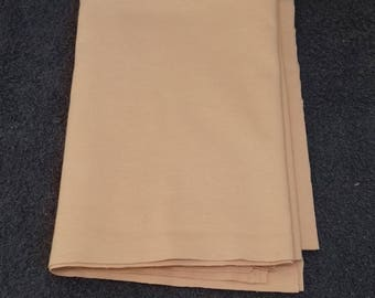 waldorf skin fabric  interlock/ Doll skin tricot interlock for Waldorf dolls/ Cotton Jersey / Waldorf Doll Fabric / doll making / discount