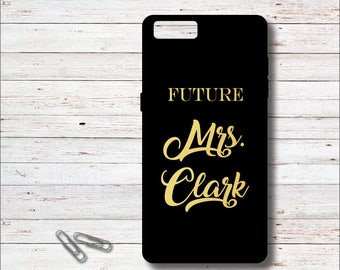 Future Mrs Phone Case, Bride Phone Case, iPhone Case, Gift for Her, Gold Phone Case, Gold Color, Gold, Gift for Bride, Wife To Be