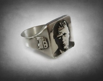 Winner Ring Donald J. Trump The Mew President In USA 2017 Sterling Silver 925 Ring by EZI ZINO