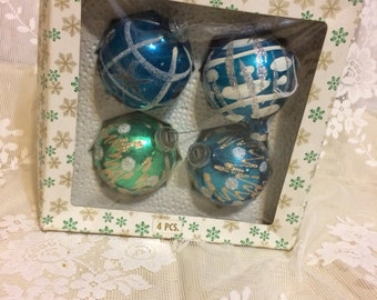 Made in West Germany Ornaments