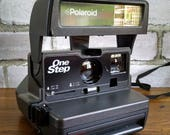Polaroid One Step Camera