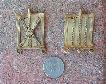Baule Brass Pendants