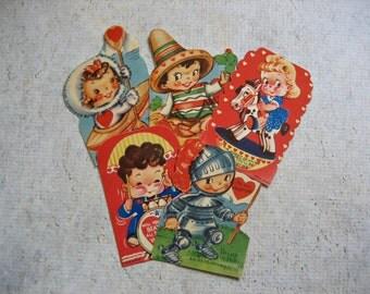 5 Vintage Valentines