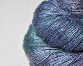 Poseidon's empire  - Tussah Silk Lace Yarn