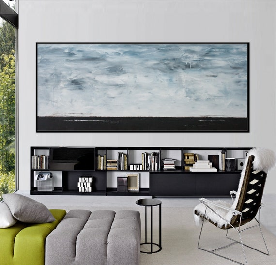 Original Abstract Extra Large Painting 39 Perfect By