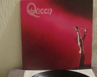 Queen VG++ vinyl - Original - Debut Album -  Vintage album in VG++ Condition
