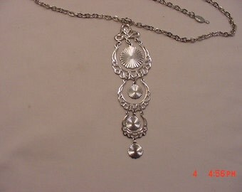 Vintage Sarah Coventry Adjustable Necklace   16 - 756