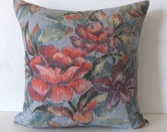 Monet Large Floral Pillow Covers