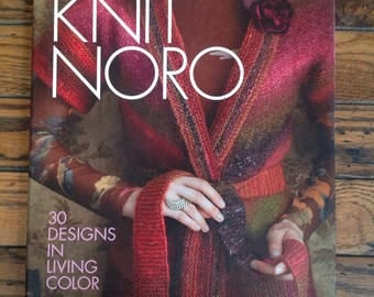 Knit Noro 30 Designs in Living Color Book Knitting