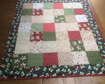 Christmas Snuggle Quilt