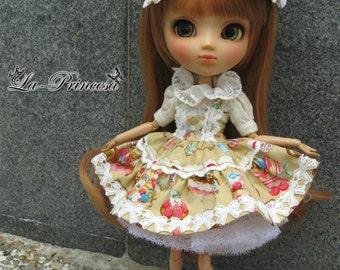 La-Princesa Lolita Outfit for Pullip (No.Pullip-149)