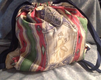 Medieval Mommy Bag of holding