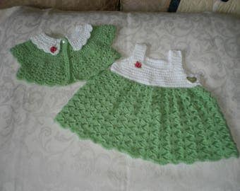 Baby Dress Set for 6 to 12 Months