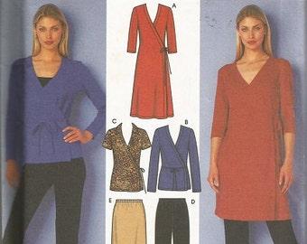 Simplicity 9482  Dress Essentials Separates Pattern SZ 6-12
