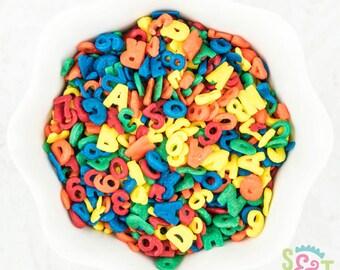 Sweet Sprinkles - ABC 123 Quins - 4oz Bag