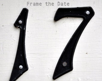 Photo of 17. NUMBER DATE PHOTOGRAPHY, Numbers Custom Date - Wedding Date -Anniversary Date - Number 17 Number Photo Art - Date Photography