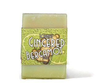 Gingered Bergamot Soap