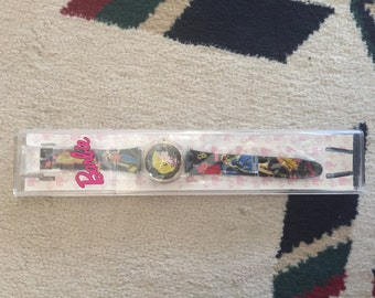 Vintage Barbie Collectible Watch - New in Box