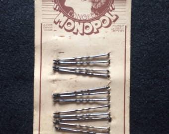 Monopol Epingles - Hair Pins
