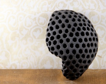 Bee Hive Wasp Nest Textured Wall Hanging